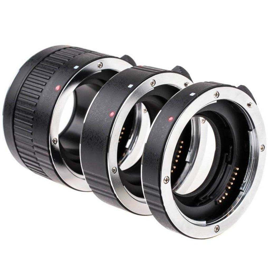 JJC Autofokus Zwischenringe AET-NS für Nikon F