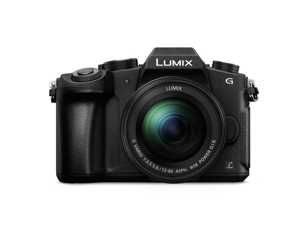Panasonic LUMIX DMC-G81 inkl. 12-60mm 1:3,5-5,6 G Vario Power OIS
