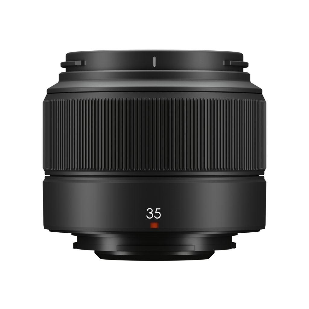 Fujifilm XC 35mm 1:2 schwarz