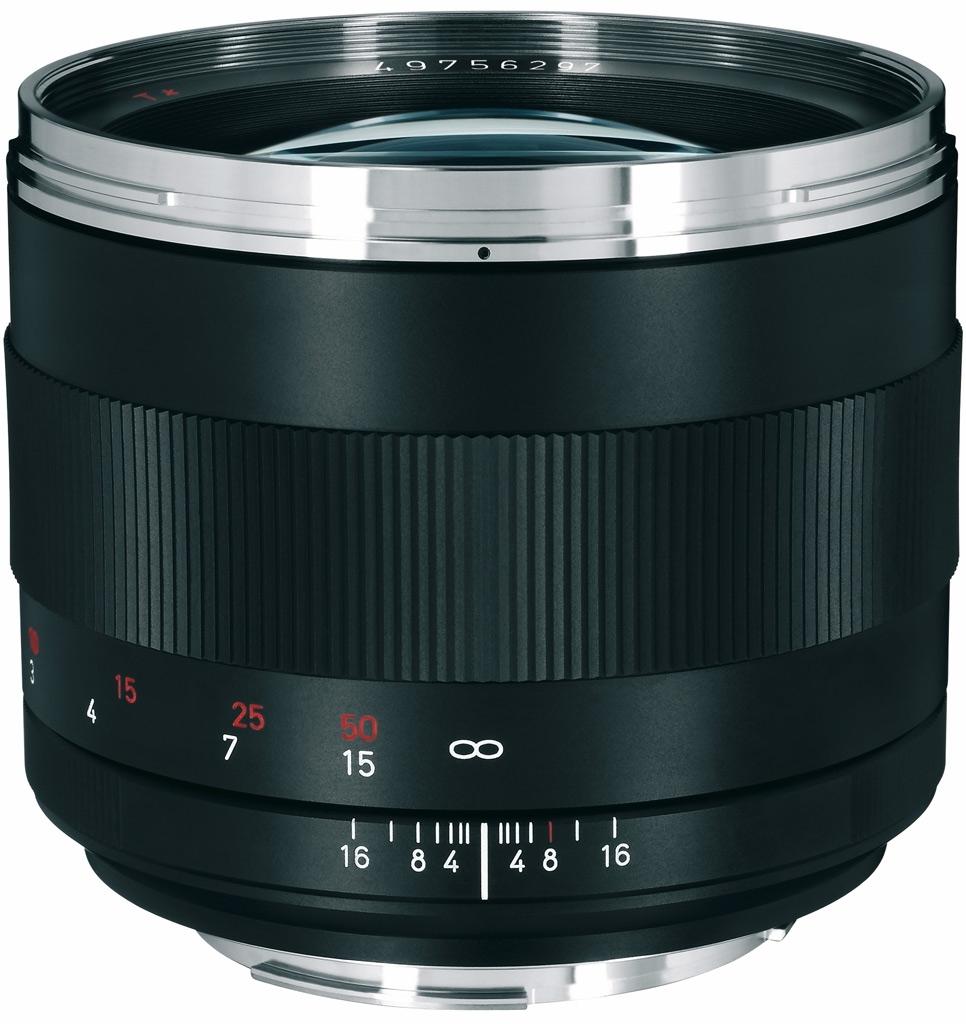 ZEISS Planar T* 85mm 1:1,4 ZE f. Canon