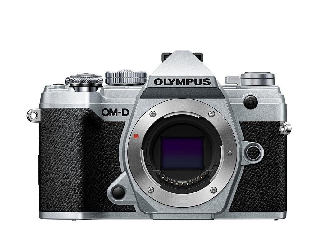Olympus OM-D E-M5 Mark III silber Gehäuse