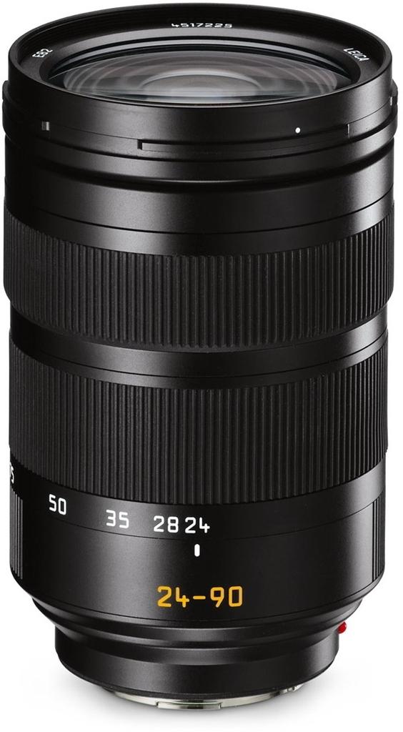 LEICA VARIO-ELMARIT-SL 2.8-4/24-90mm  ASPH., schwarz eloxiert 11176