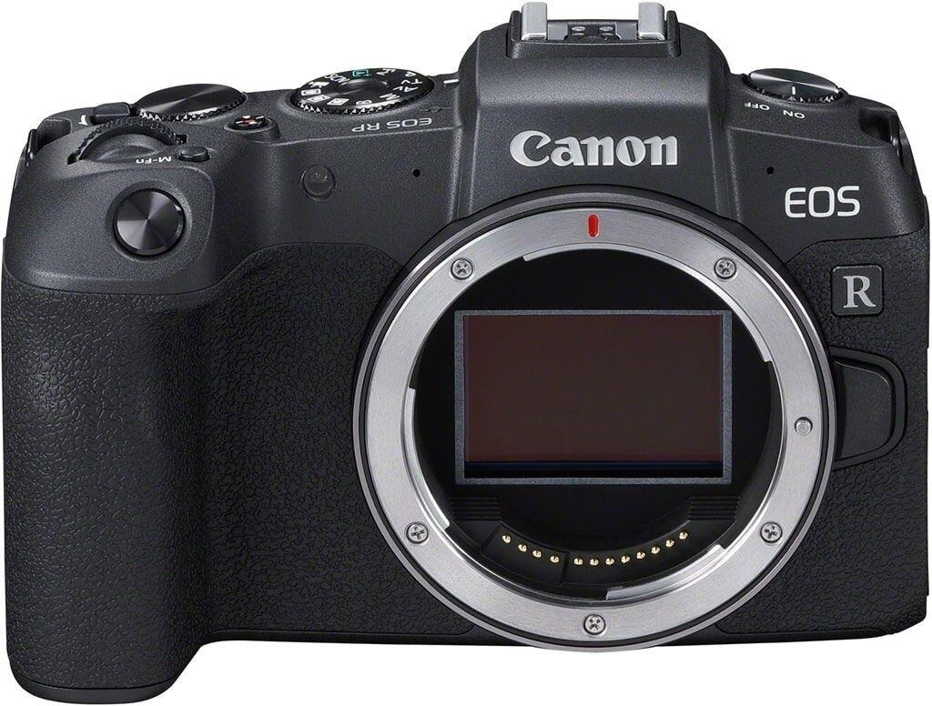 Canon EOS RP Gehäuse ohne Adapter