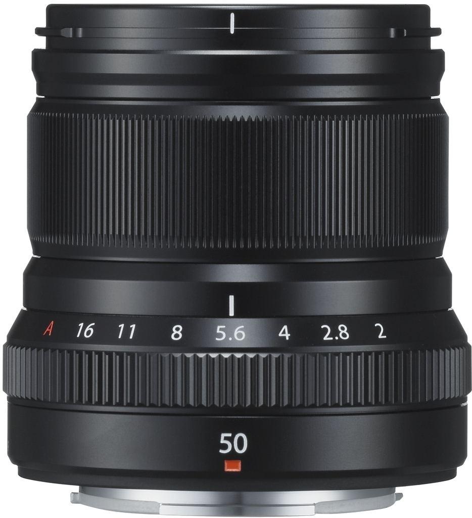 Fujifilm XF 50mm 1:2,0 R WR schwarz
