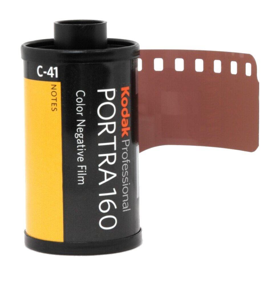 Kodak Film Portra 160 135/36 einzeln