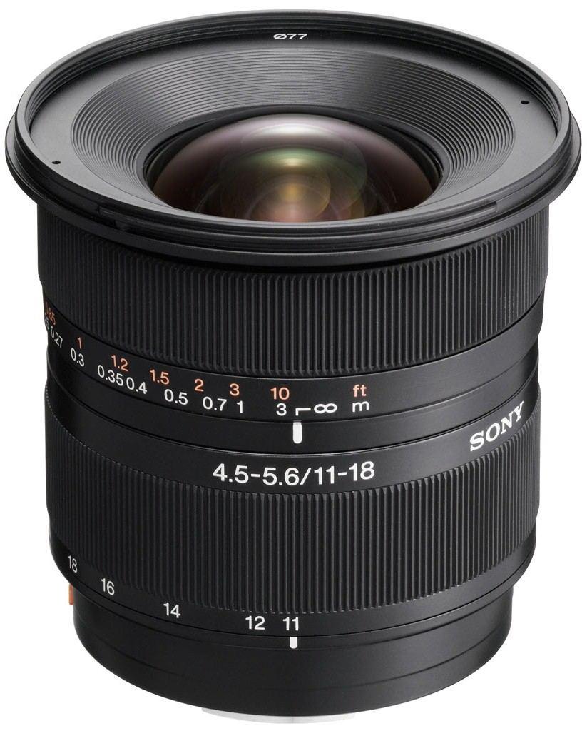 Sony SAL 11-18mm 1:4,5-5,6 DT (SAL1118) A-Mount