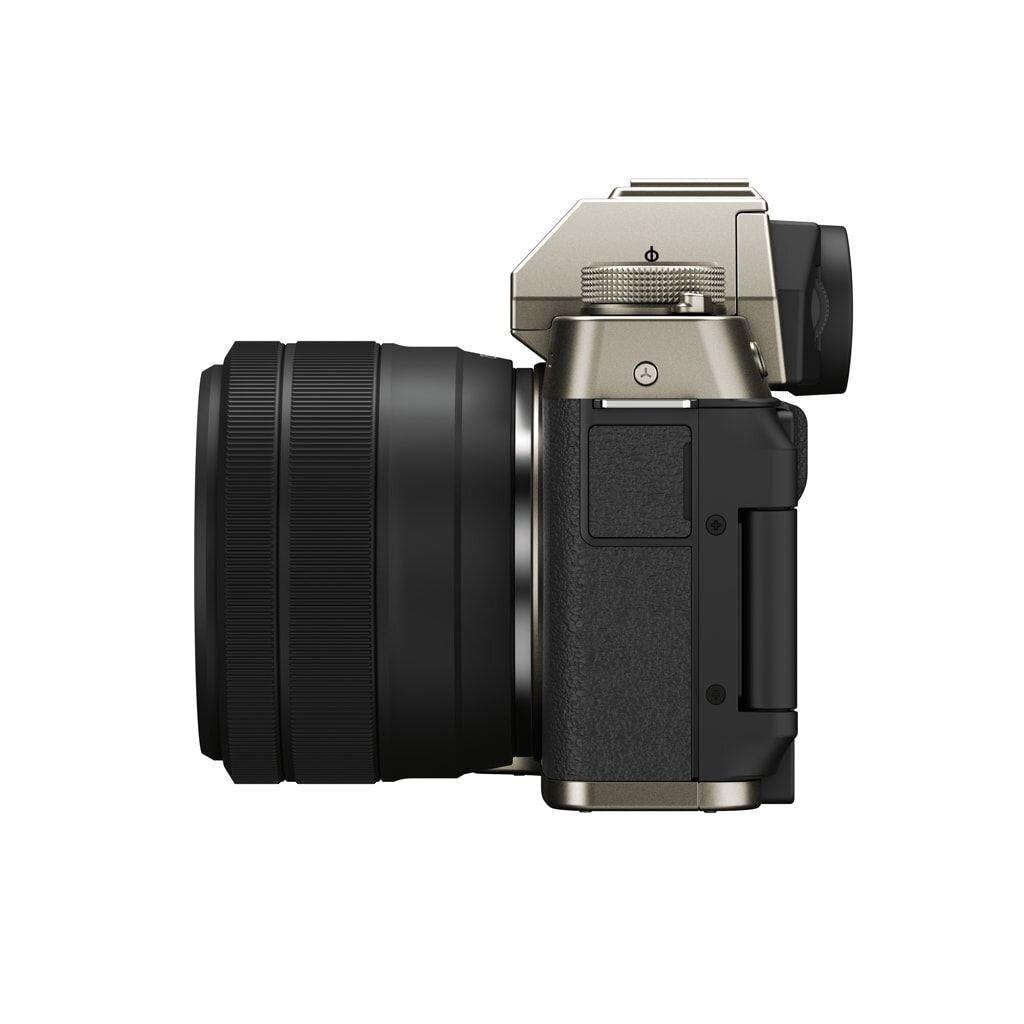Fujifilm X-T200 Champagner-Gold inkl. XC 15-45mm 1:3,5-5,6 OIS PZ