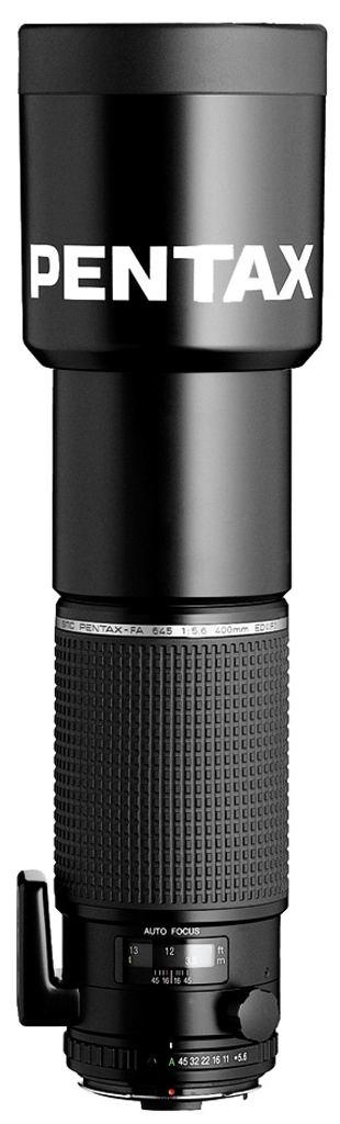 Pentax SMC FA 645 400 mm 1:5,6 ED IF