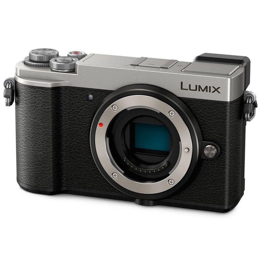 Panasonic LUMIX DC-GX9 silber Gehäuse