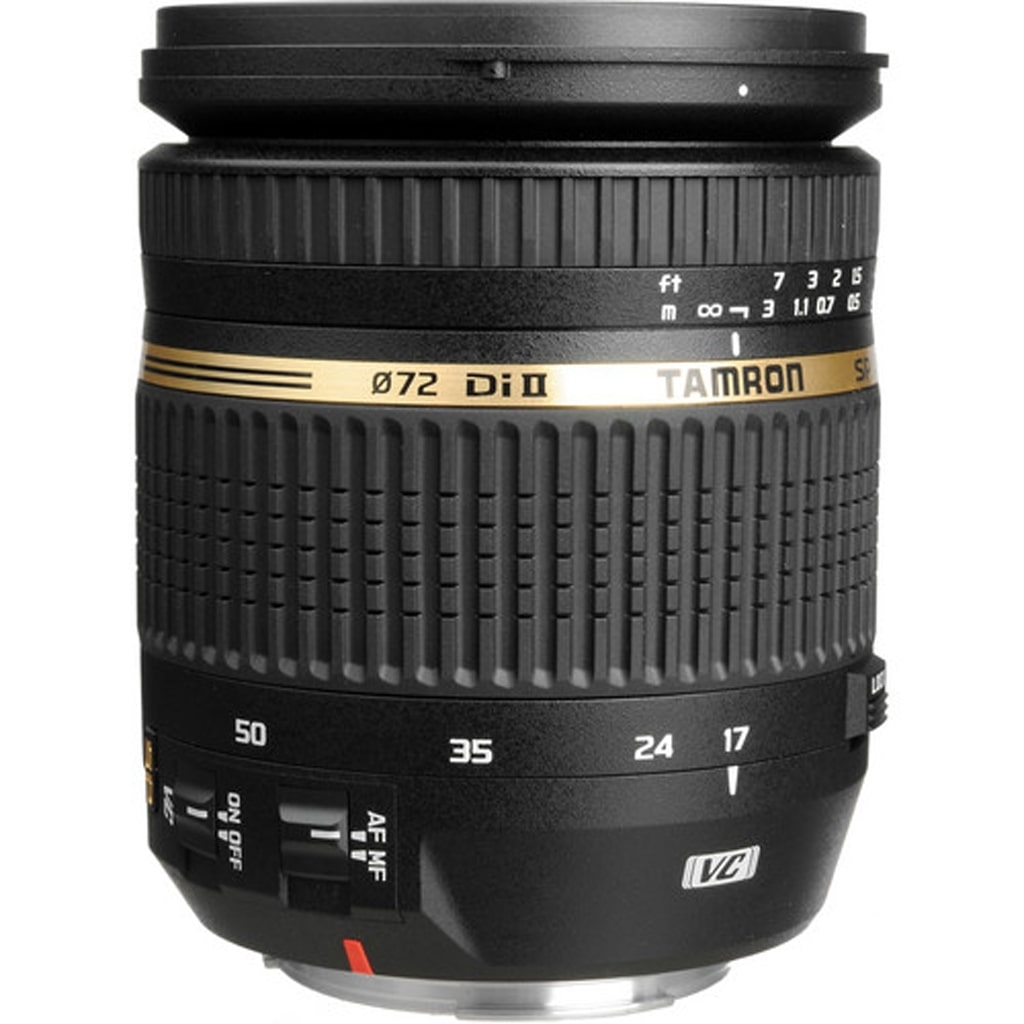 Tamron 17-50 mm 1:2,8 XR Di II VC für Canon