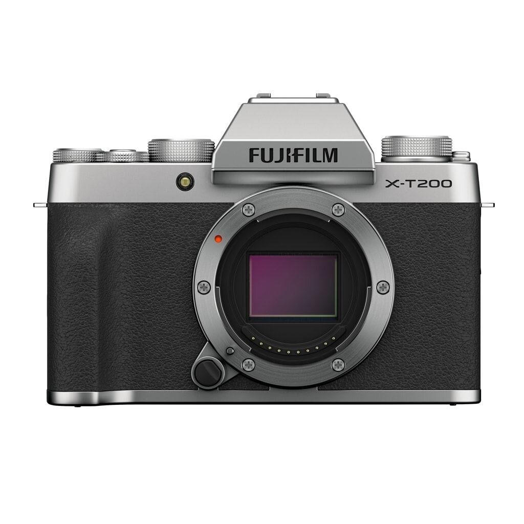 Fujifilm X-T200 Silber Gehäuse