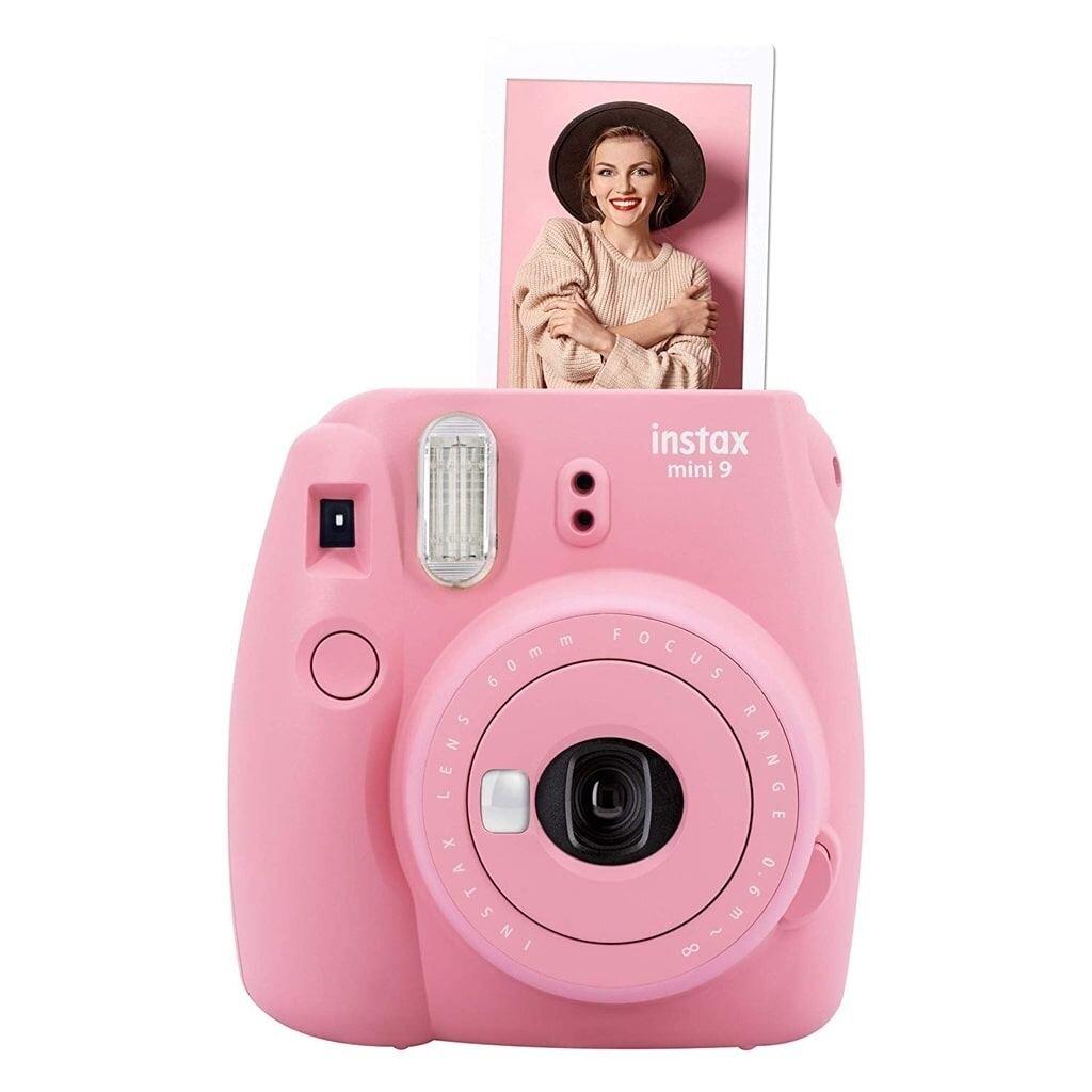 FujiFilm Sofortbildkamera Instax Mini 9 blush rose
