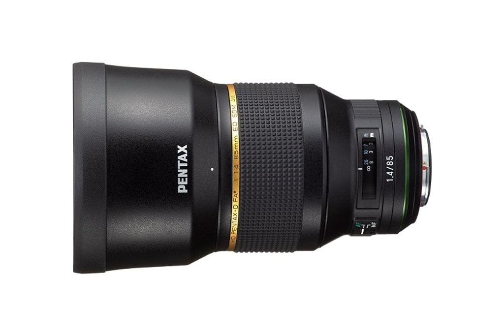 Pentax HD Pentax-D FA* 85mm 1:1.4 ED SDM AW
