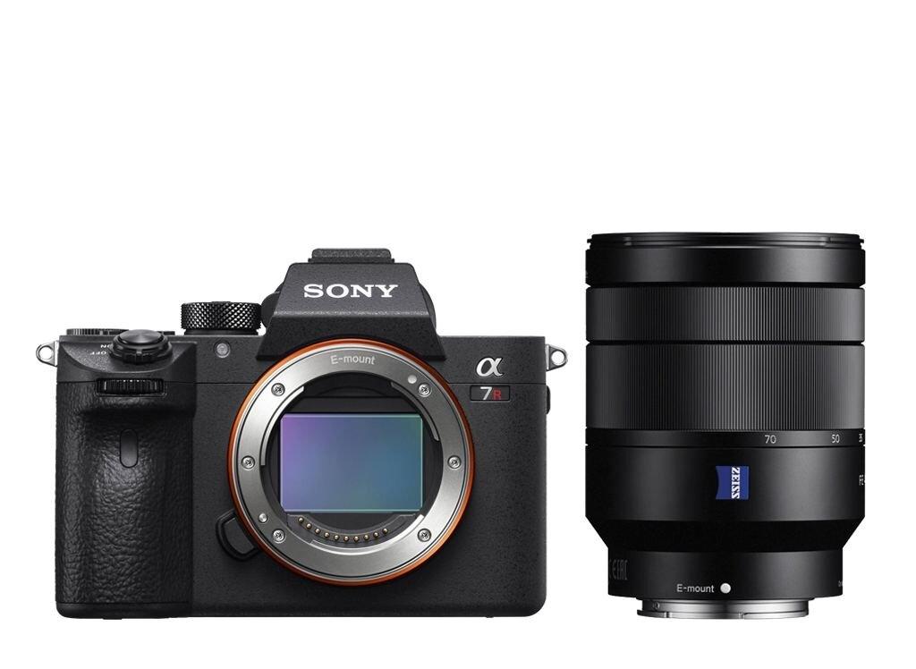 Sony alpha 7R III (ILCE7RM3B) + SEL FE 24-70mm 1:4 ZA ZEISS Vario-Tessar T* OSS (SEL2470Z)