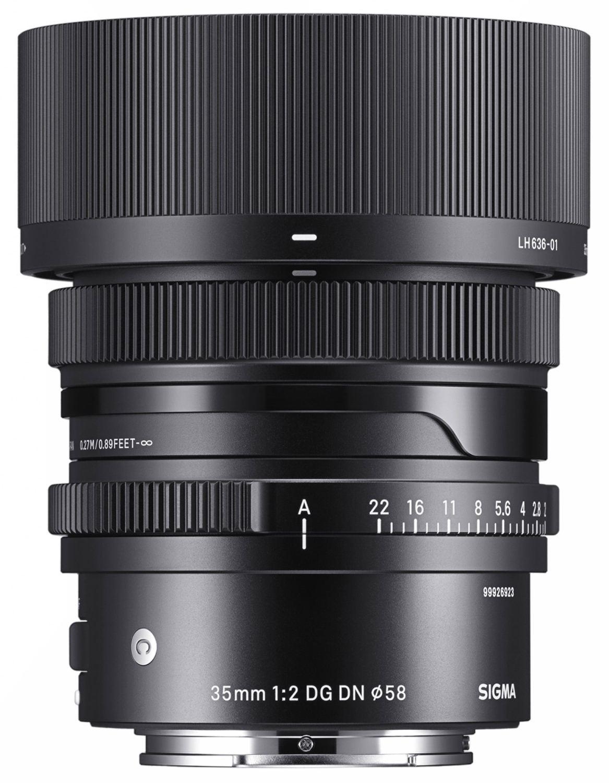 Sigma 35mm f2 DG DN Contemporary für L-Mount
