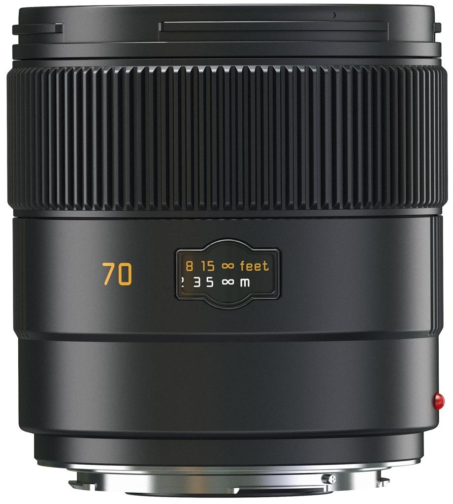 LEICA SUMMARIT-S 1:2.5/70 mm ASPH. CS 11051