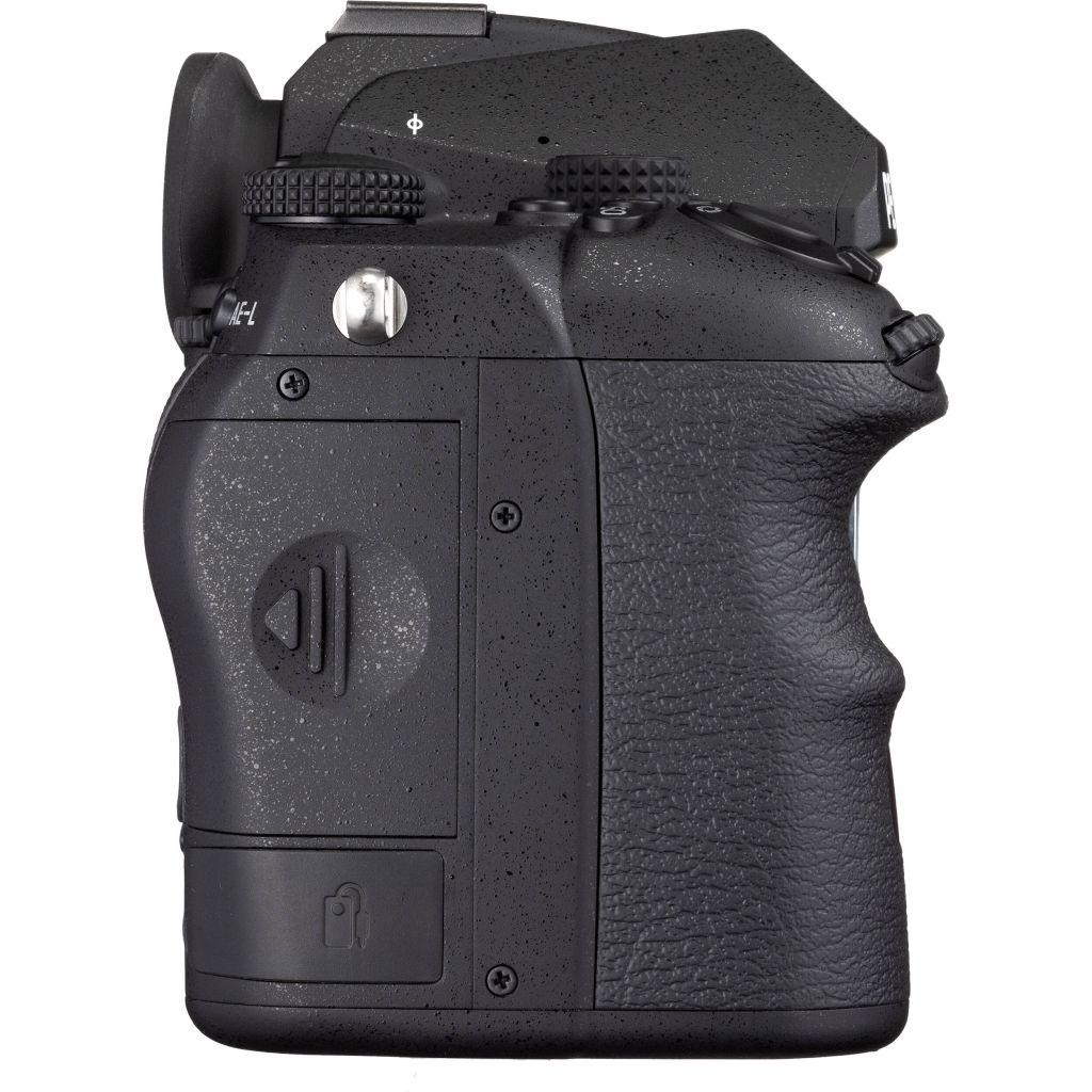 Pentax K-3 Mark III schwarz European Kit