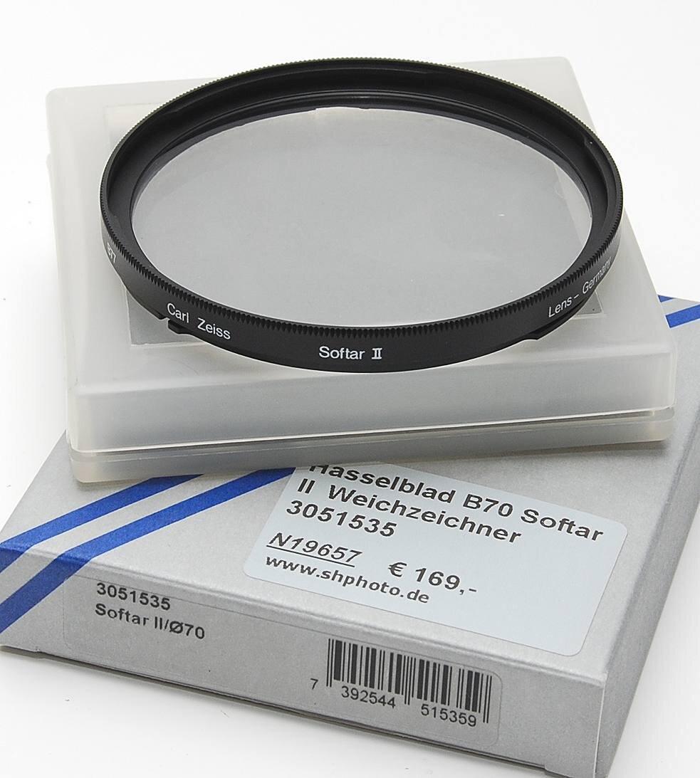 Hasselblad B70 Softar II Weichzeichner 3051535