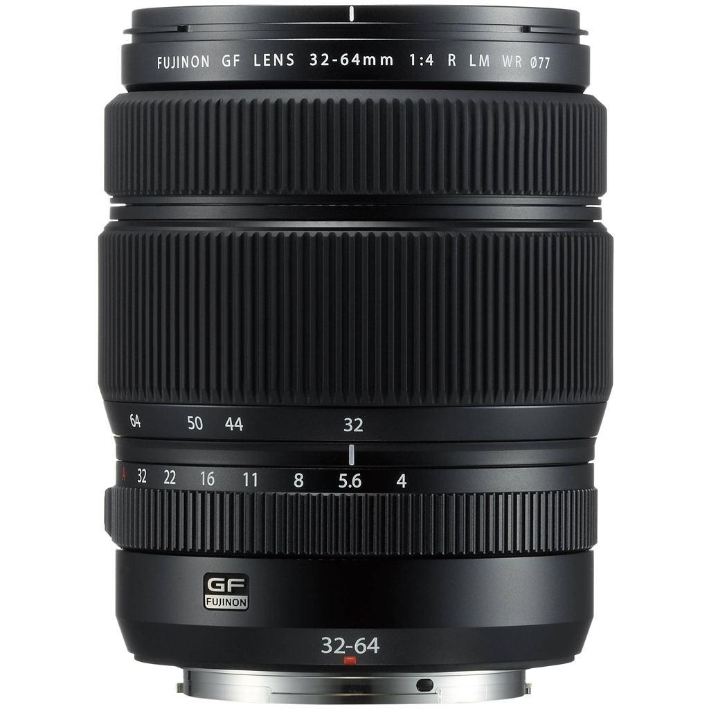 Fujifilm GF 32-64mm 1:4 R LM WR