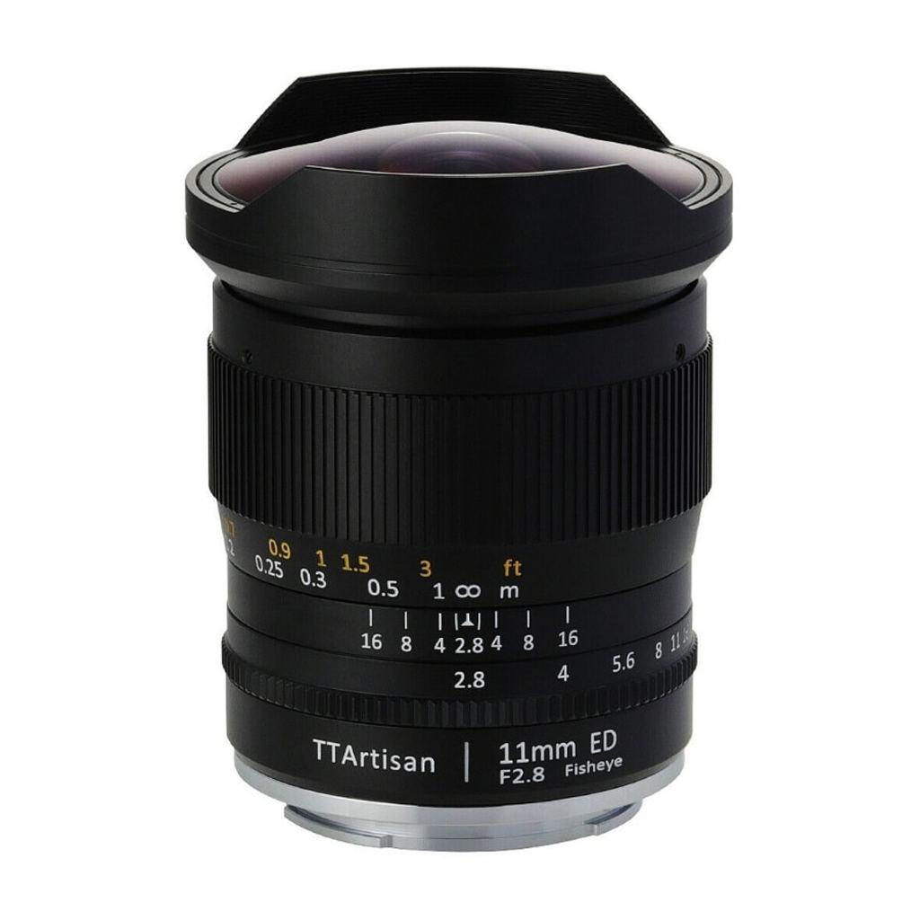 TTArtisan 11mm 1:2,8 für Sony E (Vollformat)