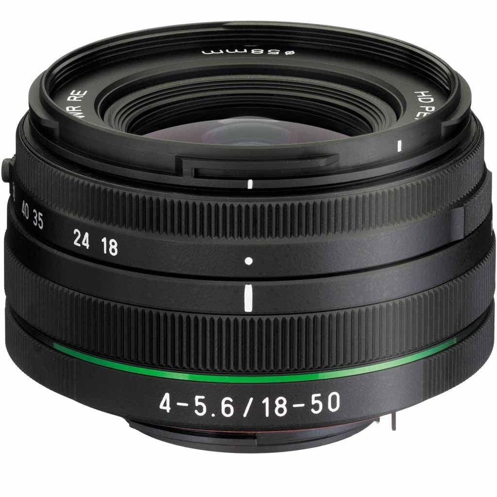 Pentax 18-50mm 1:4-5,6 DA L DC WR RE