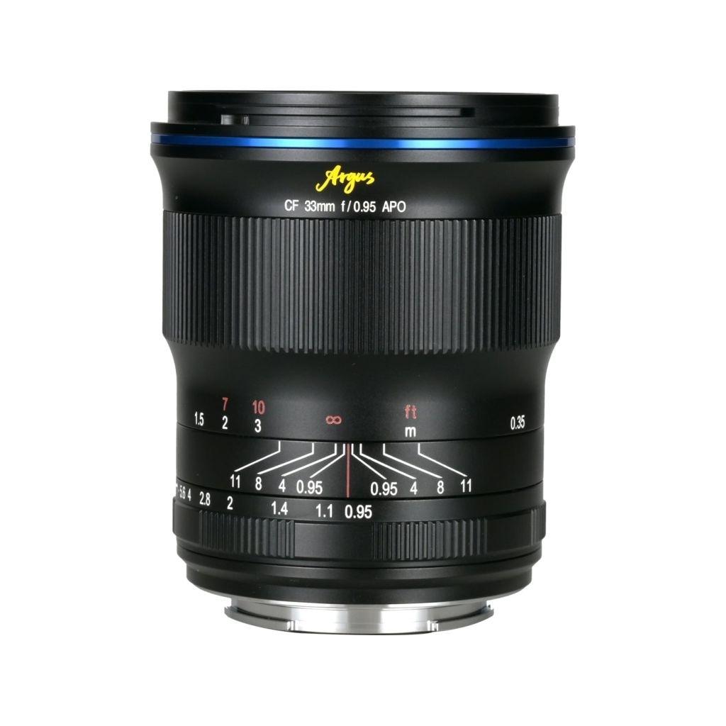 LAOWA Argus 33mm 1:0,95 CF-APO für Sony E