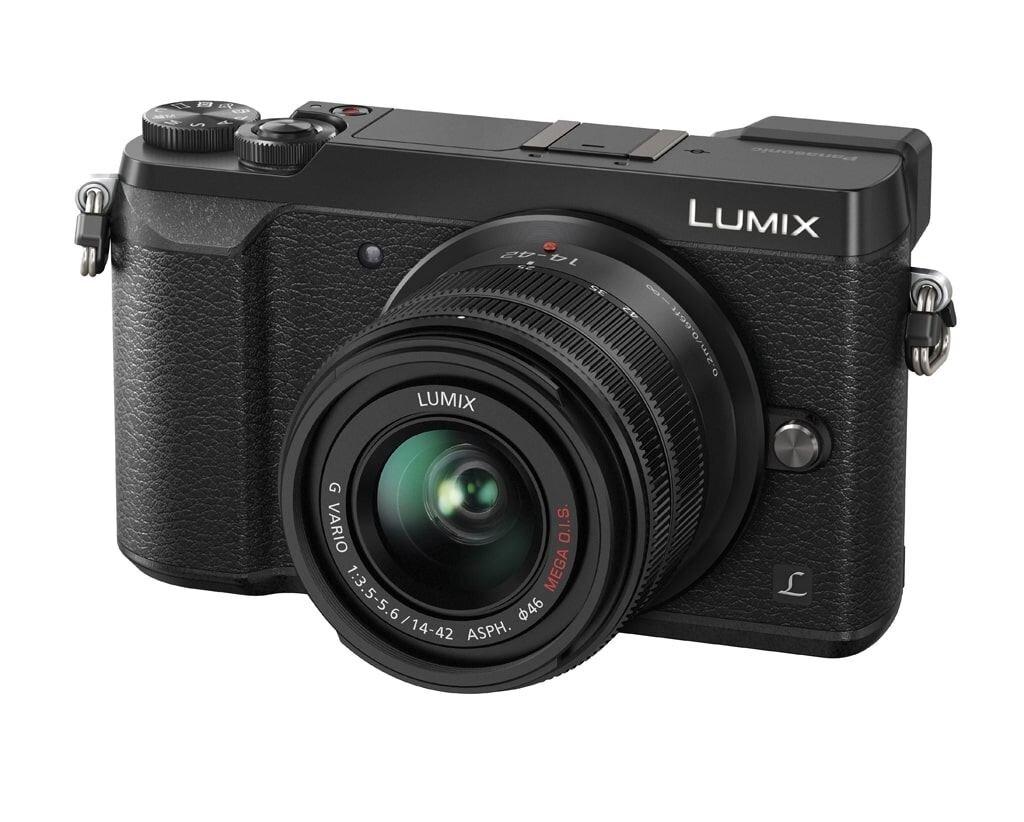 Panasonic LUMIX DMC-GX80 inkl. 14-42mm 1:3,5-5,6 II ASPH. G Vario OIS