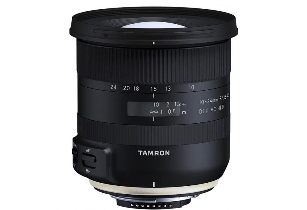 Tamron 10-24mm 1:3,5-4,5 Di II VC HLD für Canon