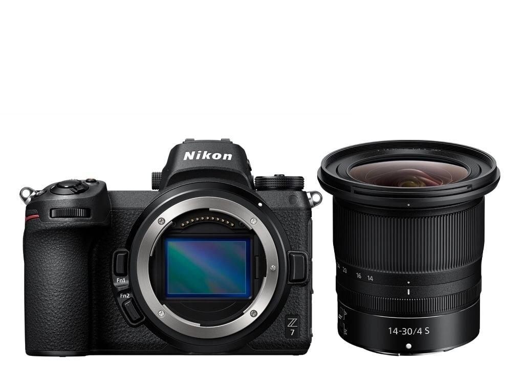 Nikon Z7 + NIKKOR Z 14-30mm 1:4,0 S