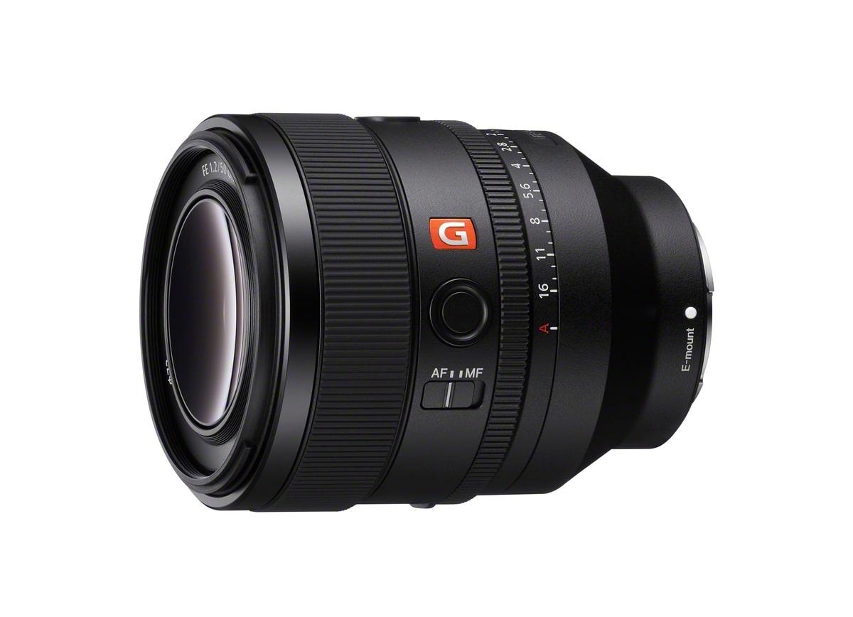 Sony SEL FE 50mm 1:1,2 GM (SEL50F12GM) E-Mount