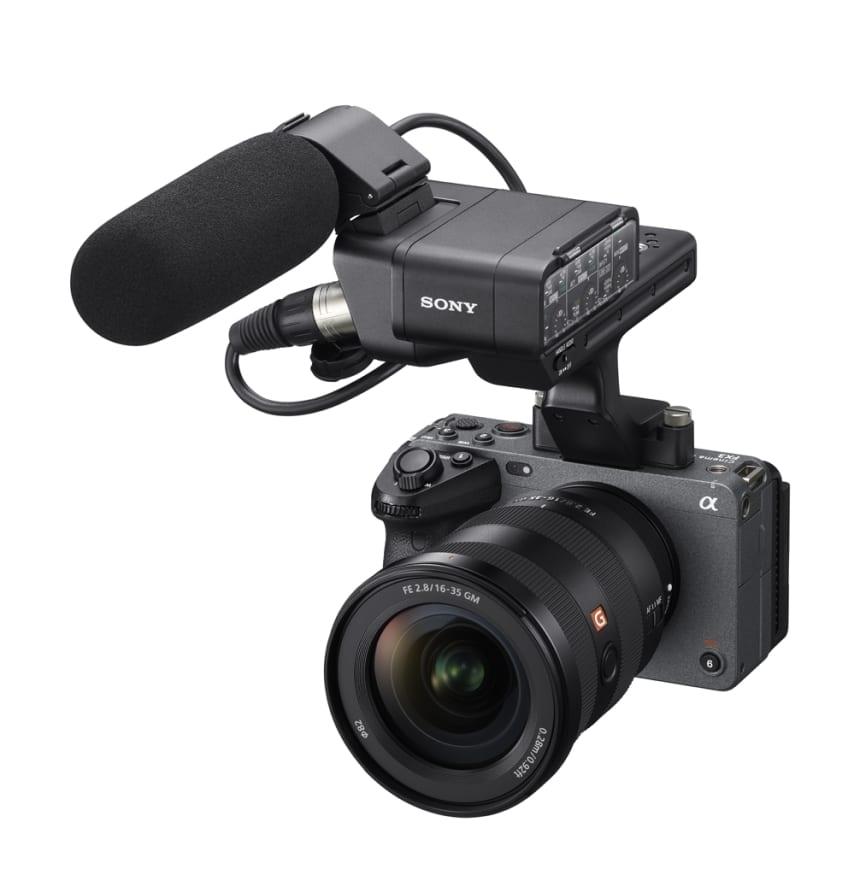 Sony Alpha ILME-FX3 (ILME-FX3) + Sony SEL FE 16-35mm 1:2.8 GM (SEL1635GM)
