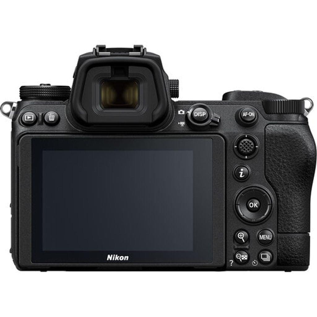 Nikon Z6 II + NIKKOR Z 24-200mm 1:4,0-6,3 VR + FTZ Objektivadapter