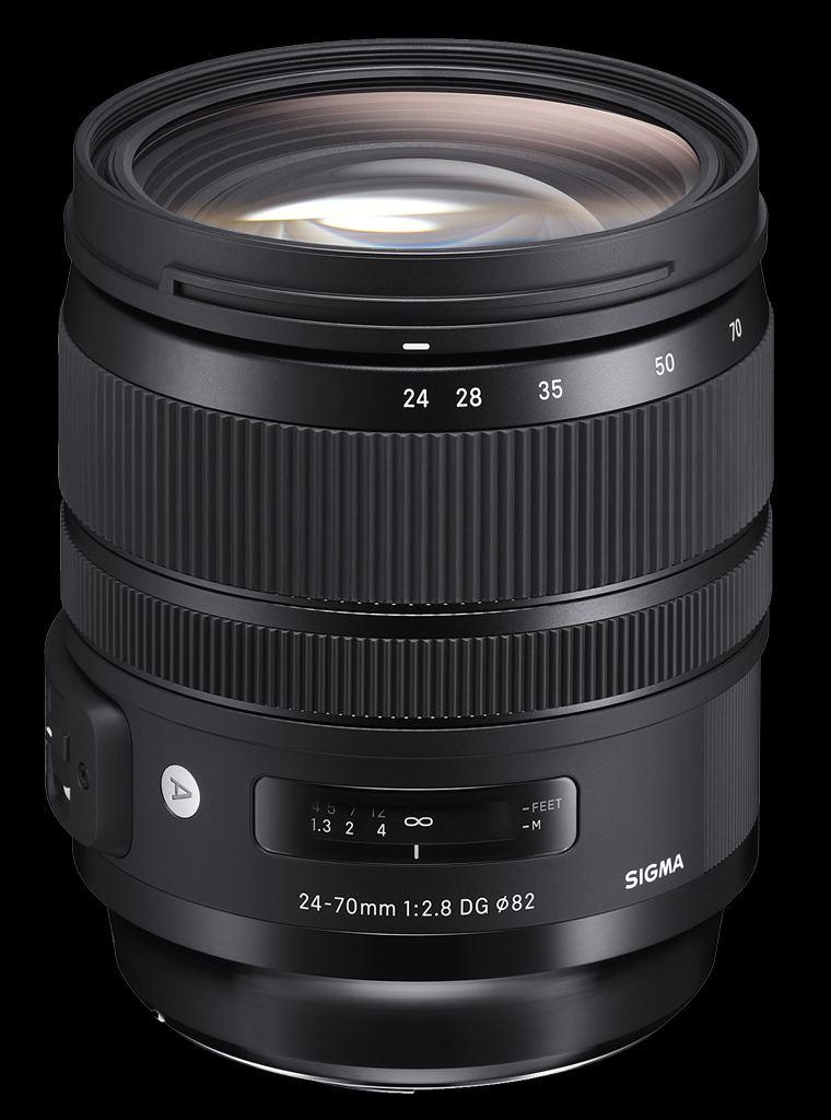 Sigma 24-70mm 1:2,8 DG OS HSM Art für Canon EF
