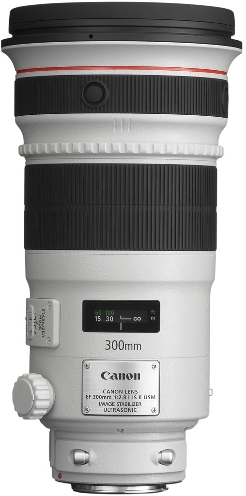 Canon EF 300mm 1:2,8L IS USM II