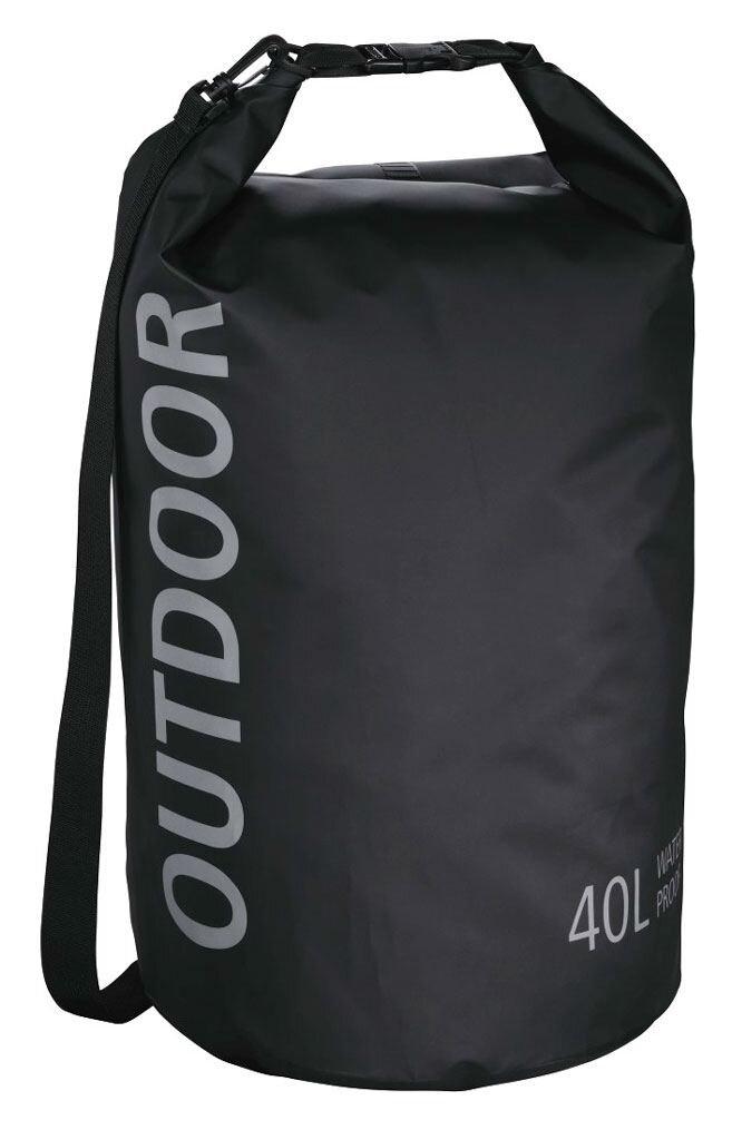 Hama Outdoortasche 40L schwarz