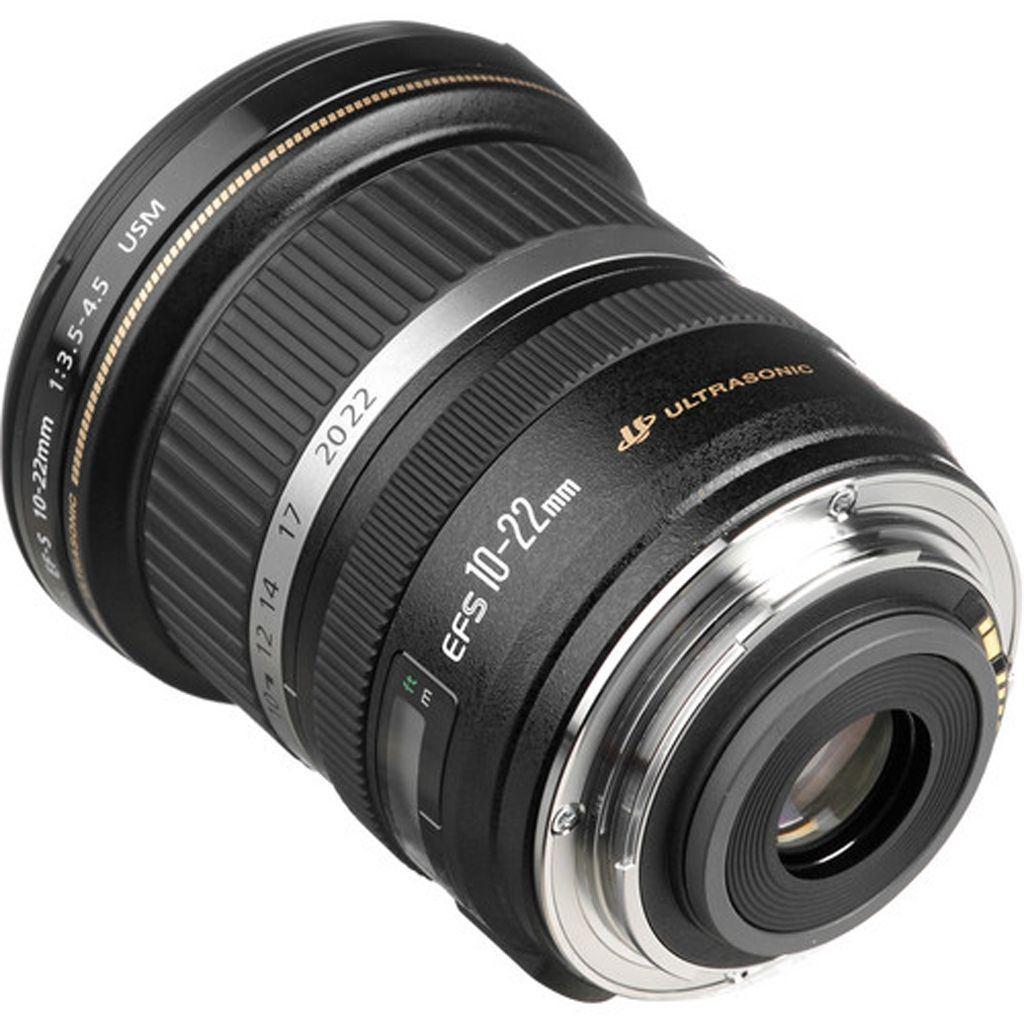 Canon EF-S 10-22mm 1:3,5-4,5 USM