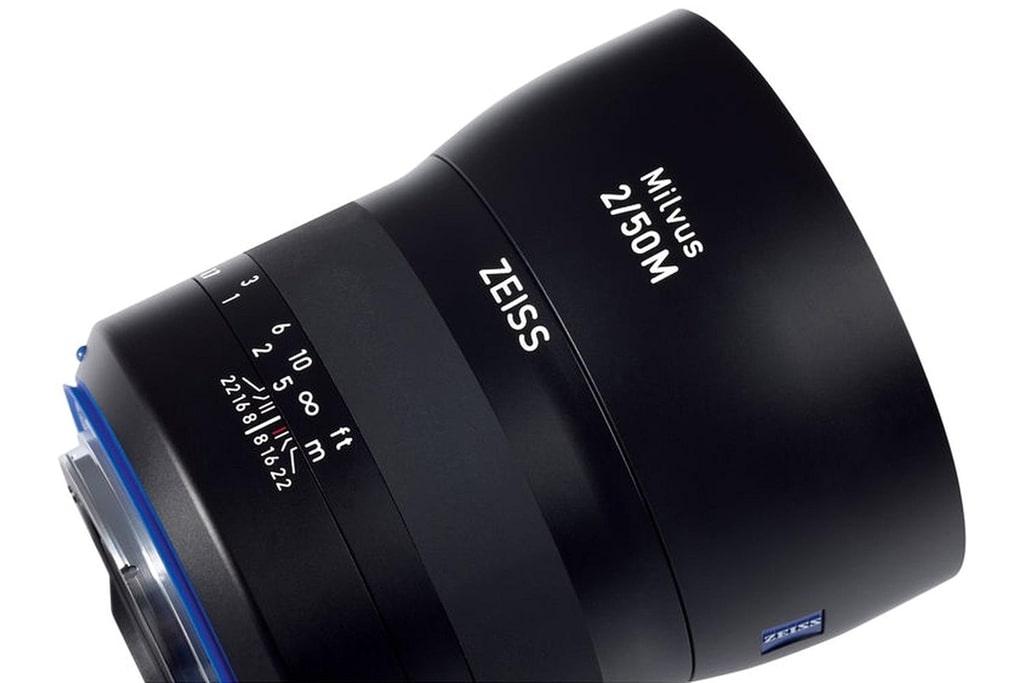 ZEISS Milvus 50mm 1:2,0 Makro ZF.2 f. Nikon