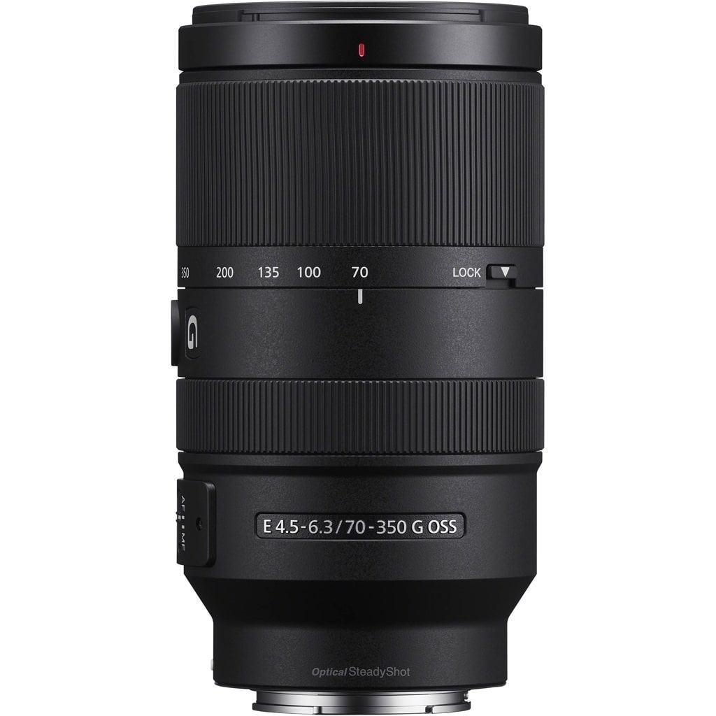 Sony SEL 70-350mm 1:4,5-6,3 G OSS (SEL70350G) E-Mount