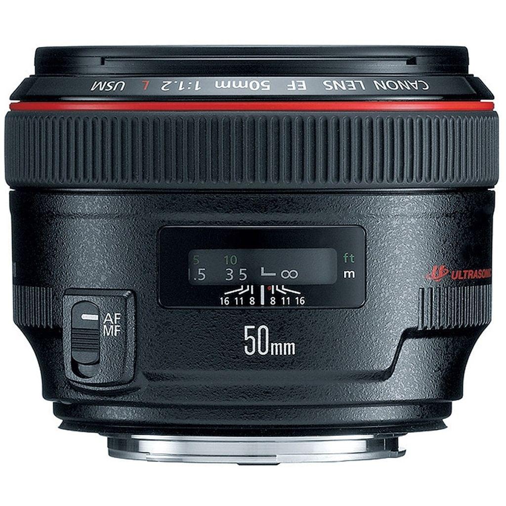 Canon EF 50mm 1:1,2 L USM