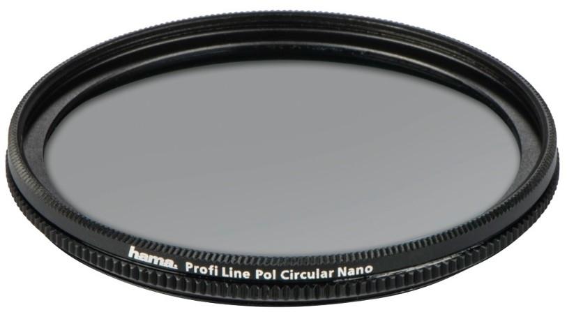 Hama Profiline POL Circ Filter NMC 16 Nano 58mm