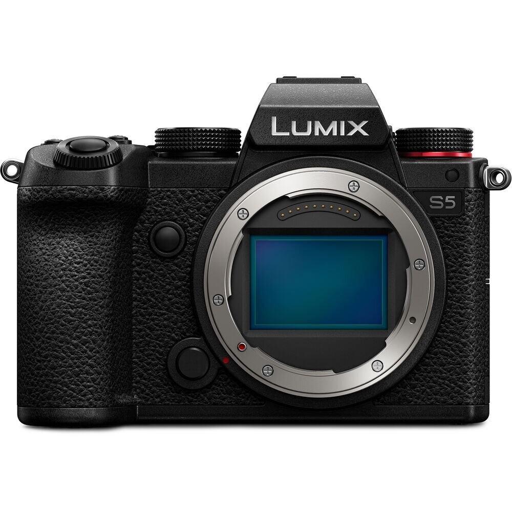 Panasonic LUMIX DC-S5 Gehäuse / -300€ Sofortrabatt / 1.647,99€ Effektivpreis / Inzahlungnahmebonus 200€ möglich