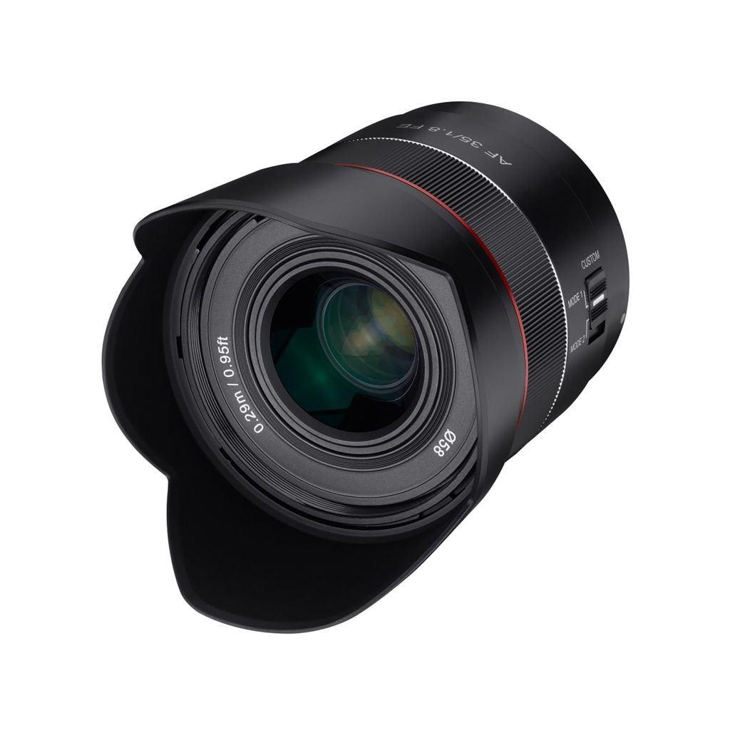 Samyang AF 35mm 1:1,8 FE für Sony E
