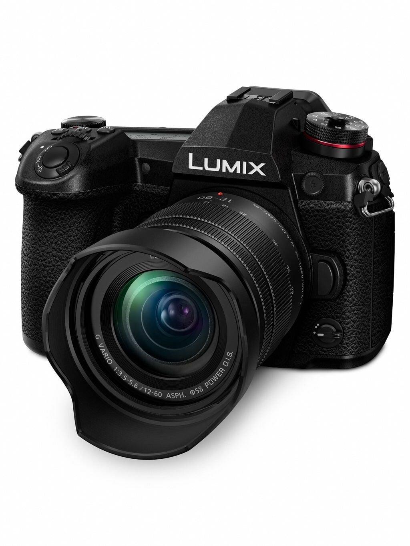 Panasonic LUMIX DC-G9 inkl. 12-60mm 1:3,5-5,6 G Power OIS