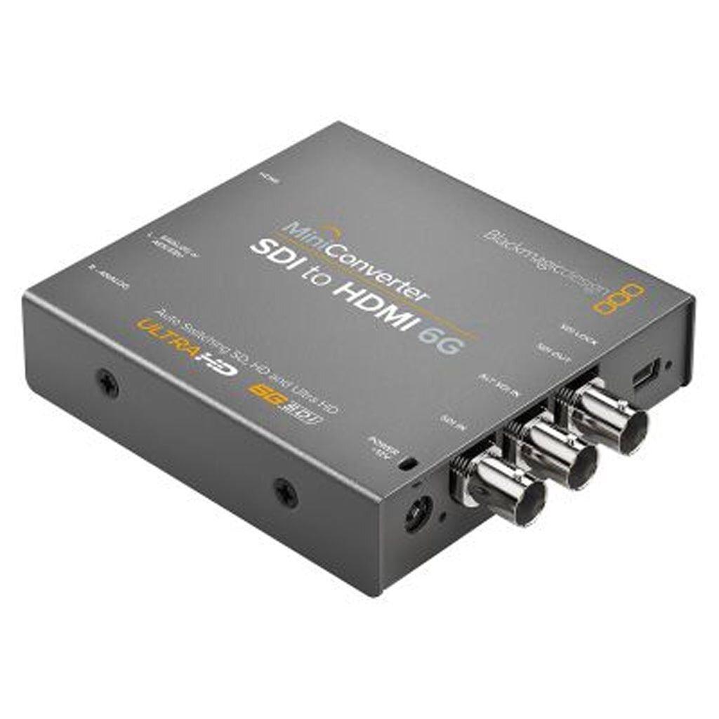 Blackmagic Mini Converter SDI-HDMI 6G