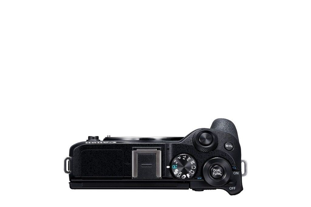 Canon EOS M6 II Gehäuse schwarz