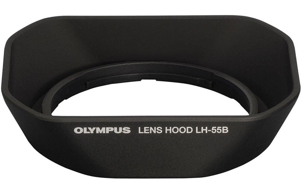 Olympus Gegenlichtblende LH-55B für M.Zuiko 9-18mm & M.Zuiko Digital ED 12-50mm