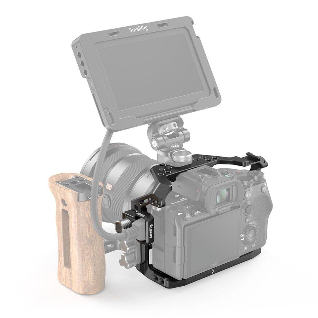 SmallRig 3007 Cage & HDMI-Kabelklemme für Sony Alpha 7S III