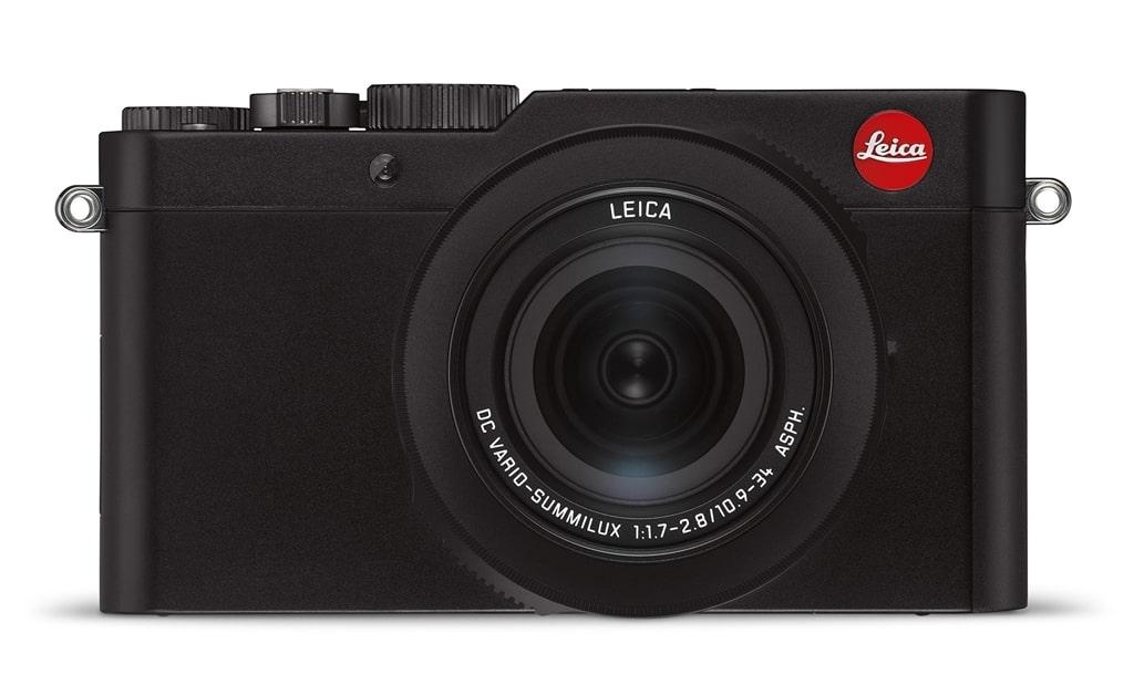 LEICA D-LUX 7 schwarz eloxiert 19140