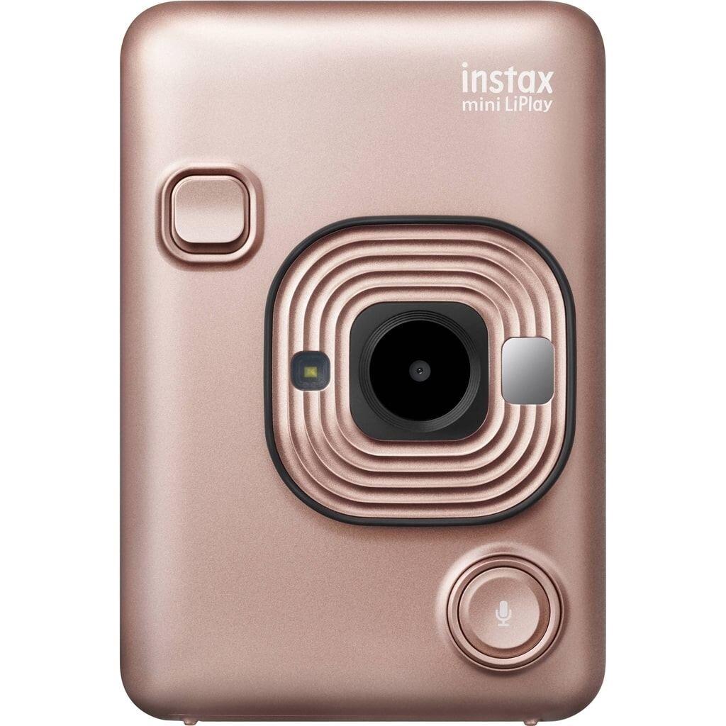 Fujifilm Sofortbildkamera Instax Mini Liplay stone white