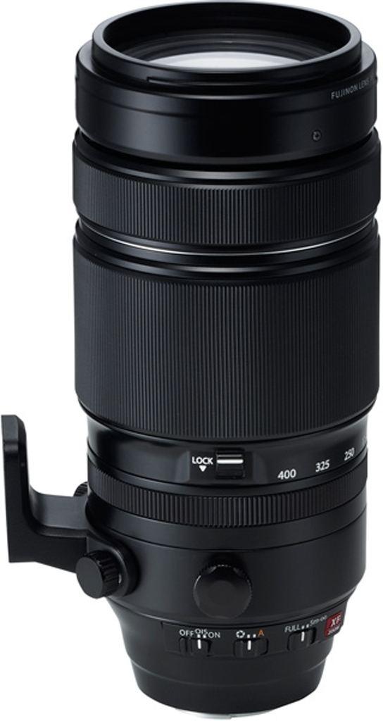 Fujifilm XF 100-400mm 1:4,5-5,6 R LM OIS WR schwarz